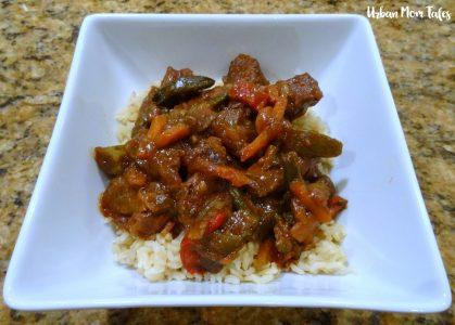 Japanese Beef Teriyaki Recipe Meal Plan