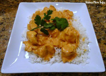 Chicken Tikka Masala Crockpot Recipe Blog