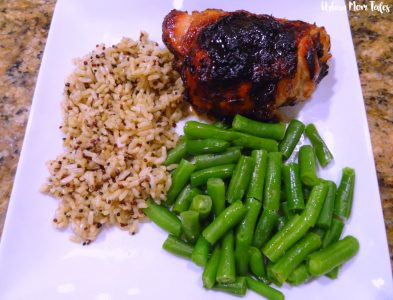 Honey Soy Chicken Thighs Recipe Meal Plan