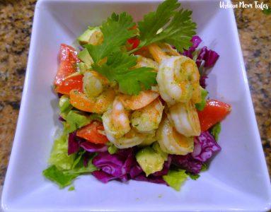 Shrimp Avocado Salad Recipe Meal Plan