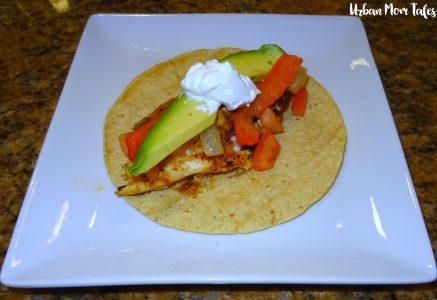 Tilapia Tacos Recipe Meal Plan