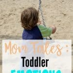 Mom Tales: Toddler Emotions at the Playground