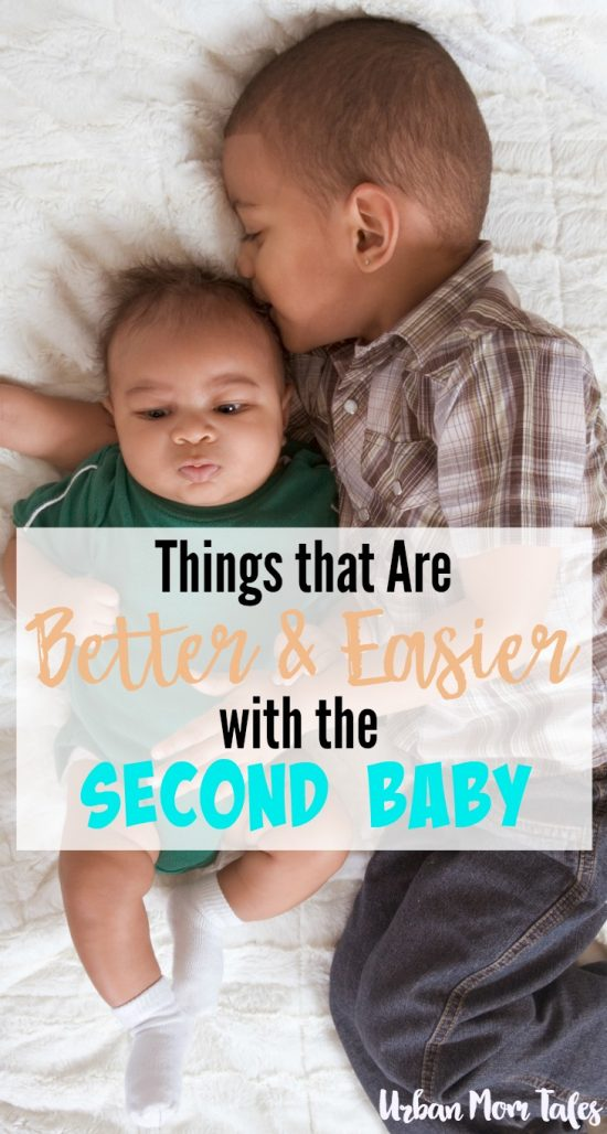 Things that are Easier and Better with the Second Baby, Second baby concerns, toddler ready for second baby