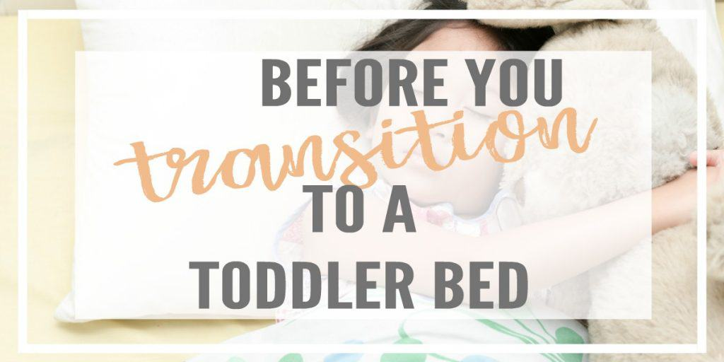Everything you need to know before transitioning to a toddler bed. Steps to take before making the move to a big boy bed, and solutions for common hurdles that arise.