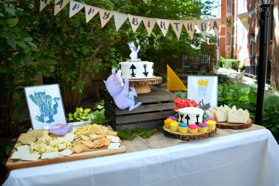 How To Throw A Budget Friendly Wild Things Birthday Party Urban