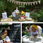 How to Throw a Budget Friendly Wild Things Birthday Party