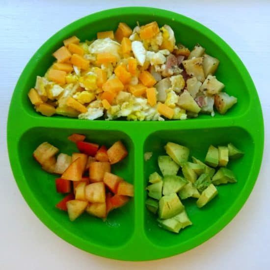 10 Simple Finger Food Meals For A One Year Old · Urban Mom