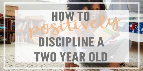 6 tips and strategies to help discipline your two year old. Help your toddler listen, cooperate and handle their emotions in order to avoid power struggles. toddler temper tantrums, positive discipline, stop tantrums. toddler behavior, two year old behavior
