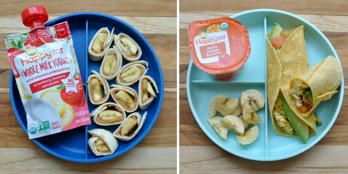 Quick nutritious breakfast ideas for a one year old urban mom tales forumfinder Image collections