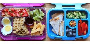 Toddler lunch ideas for daycare or preschool that can help you put together easy and healthy lunches on the go for your little ones.