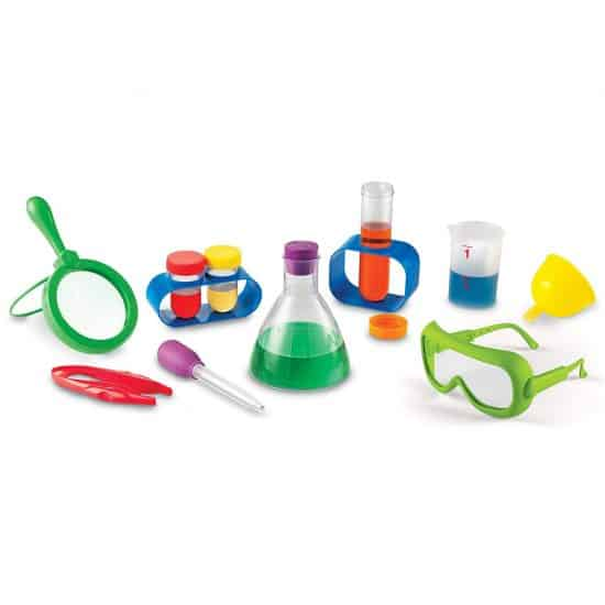 Ultimate list of preschool gift ideas includes toys in various categories for your science enthusiast, builders, creatives and masters of imaginative play.