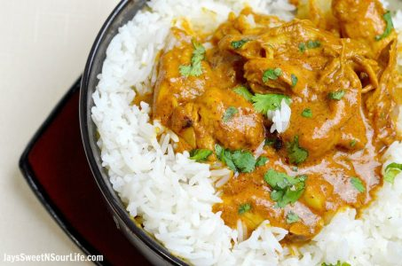 The best Indian Butter Chicken for your Instant Pot. So quick and a family favorite.