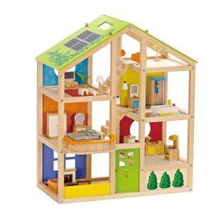 doll house preschool gift