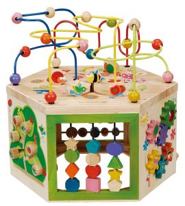 sitting to standing activity cube