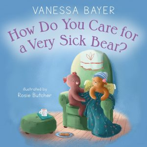 books about friends being sick for kids