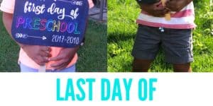 last day of school signs printables
