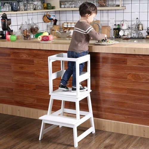 learning tower kitchen step stool