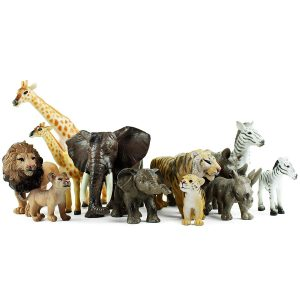 safari animal set for toddlers