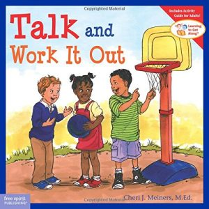 working through conflict books for kids